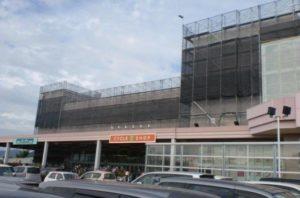 ショッピングモール改修工事